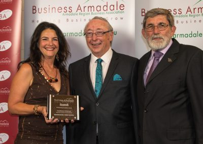 Armadale Business Awards 2016 - Excellence in Business Award