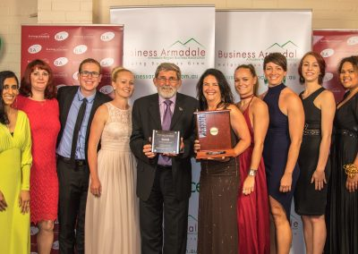 Armadale Business Awards 2016 - Winners Business of the Year