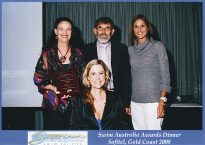 Community Service Award 2008 for Services to the Environment - Olympian Hayley Lewis and Paraolympian Karrie Liddell
