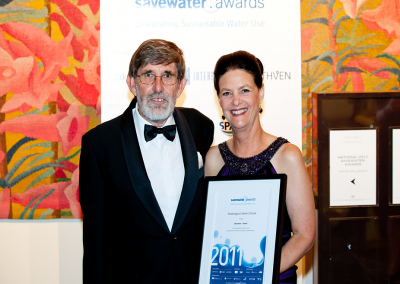 National Savewater! Awards 2011 - Finalist